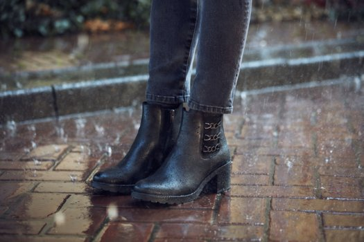 Jak zadbać o obuwie jesienią?