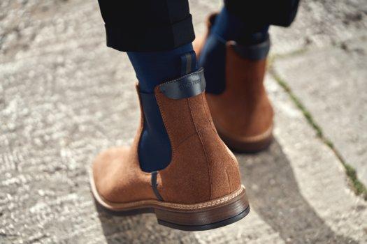 Męskie obuwie na jesień – jakie modele wybrać?