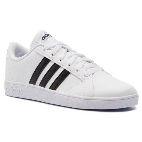 Obuwie sportowe ADIDAS AW4299 BASELINE K Biały