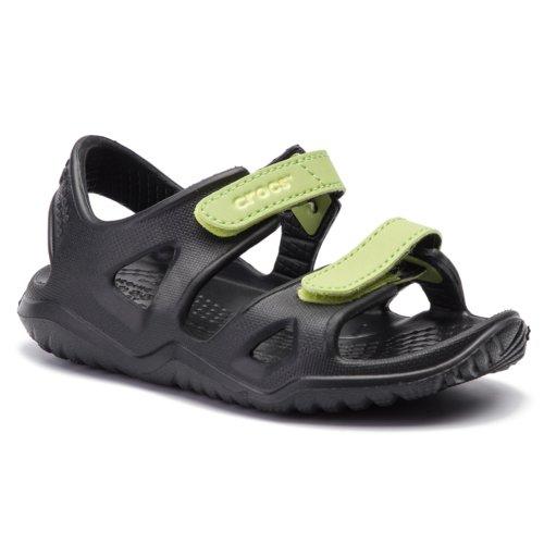 fantastyczne oszczędności najlepiej sprzedający się sprzedaż online Klapki basenowe Crocs 204988-09W Czarny