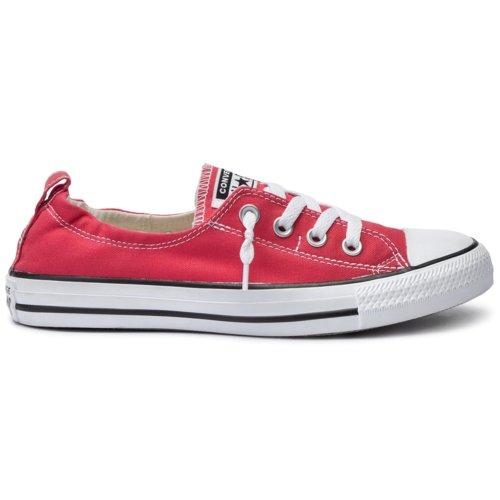 gorąca sprzedaż online szczegółowy wygląd Kod kuponu Trampki Converse C537083 Czerwony Damskie - Buty - Trampki ...