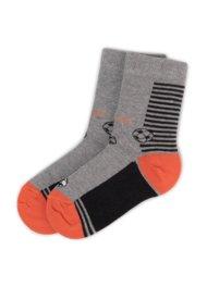 Dětské ponožky Action Boy 163T4MS3 rozm. 25-28 ŠEDÁ