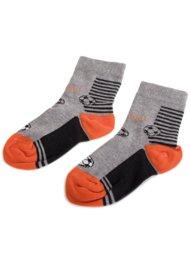 Dětské ponožky Action Boy 133T4MS3 rozm. 20-24 ŠEDÁ