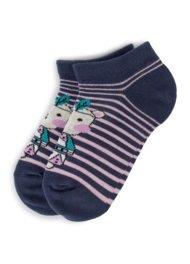 Dětské ponožky Nelli Blu SKARPETY DZIECIĘCE 16A5TM30 DENIM