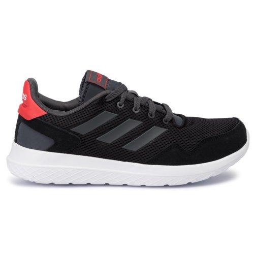 najlepsza wyprzedaż najlepsze buty najbardziej popularny Obuwie sportowe ADIDAS WISH EF0436 Czarny