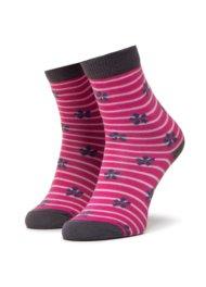 Dětské ponožky Nelli Blu 16U1M210 rozm. 25-28 RŮŽOVÁ