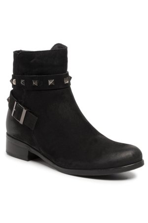 Czarne buty CCC, rozm.39 Olkusz
