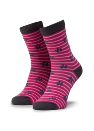 Dětské ponožky Nelli Blu 19U1M210 rozm. 29-33 RŮŽOVÁ