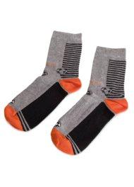 Dětské ponožky Action Boy 193T4MS3 rozm. 29-33 ŠEDÁ