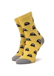 Dětské ponožky Action Boy 19T1M104 rozm. 29-33 ŽLUTÁ