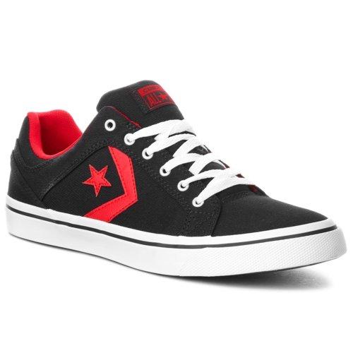sklep Darmowa dostawa buty do biegania Trampki Converse C159787 Czarny Męskie - Buty - Trampki ...