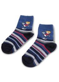 Dětské ponožky Action Boy 137E6840 rozm. 20-24 TMAVĚ MODRÁ