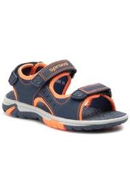 Sandały Sprandi CP81-18343 Granatowy