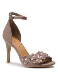 Sandały Jenny Fairy WYL1745-5 Beżowy ciemny