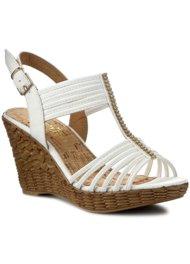 Sandały Jenny Fairy WSS14-304 Biały