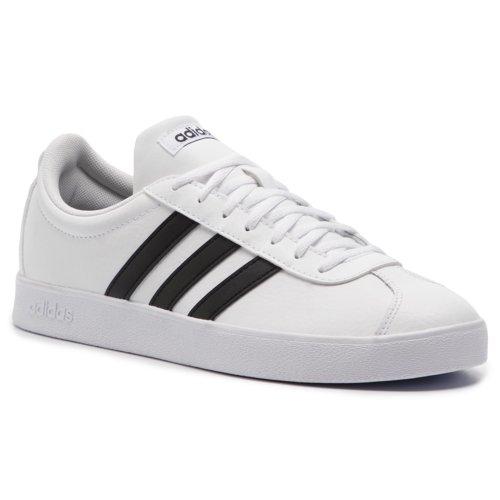 5db684f74bb1c8 Obuwie sportowe Adidas DA9868 VL COURT 2.0 Biały Męskie - Buty ...
