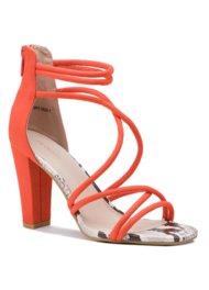 Sandały DeeZee WYL1833-1 Pomarańczowy